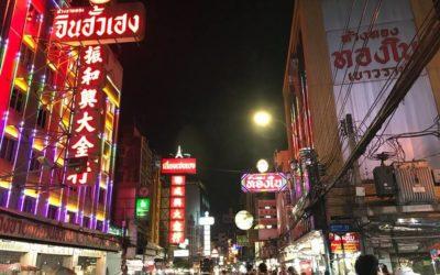 Bangkok – betonowa dżungla, w której da się zakochać