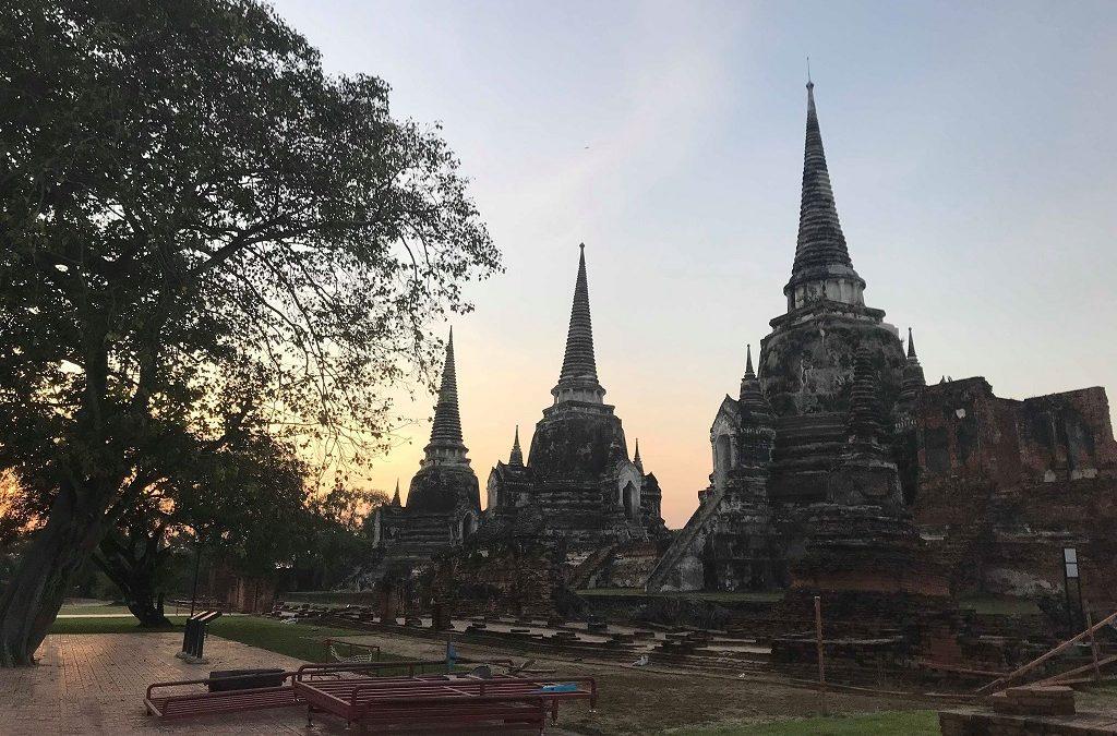 Ayutthaya – co warto zobaczyć