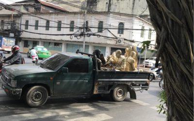 Czy w Tajlandii jest bezpiecznie?